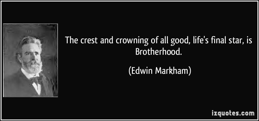 Edwin Markham's quote #3