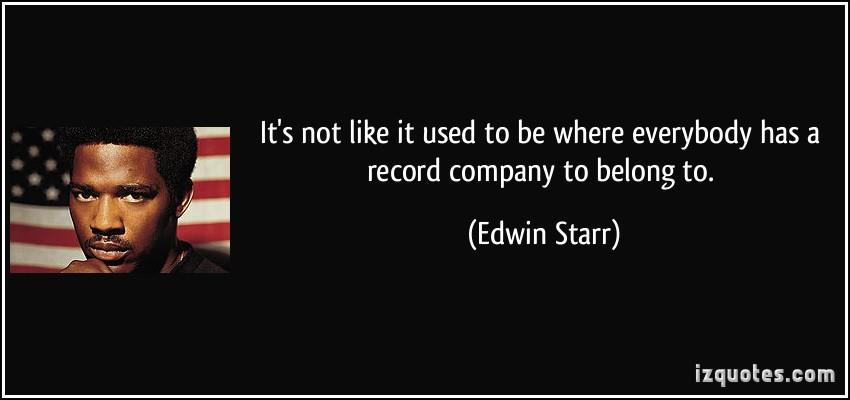 Edwin Starr's quote #1