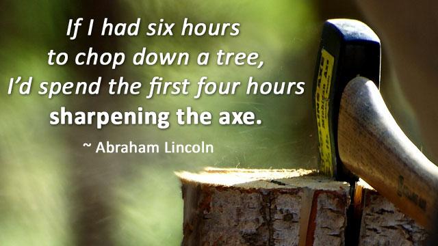 Efficient quote #1