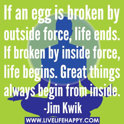 Egg quote #6