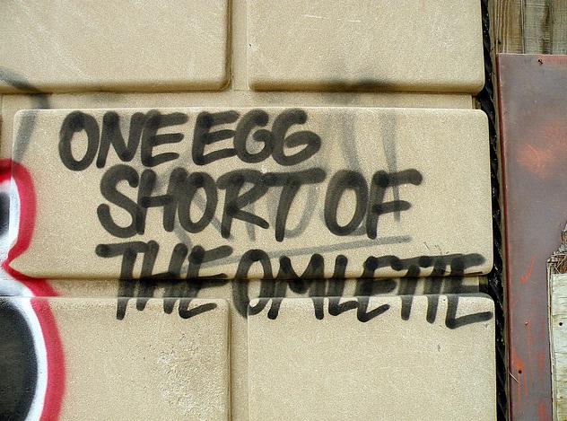 Eggs quote #1