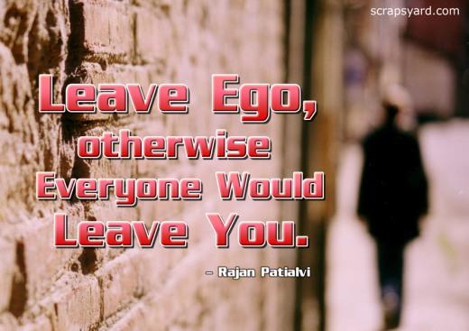 Egos quote #1