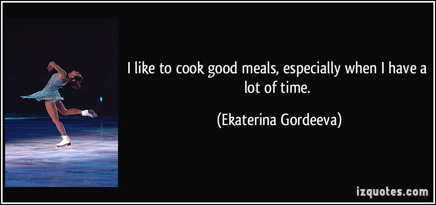 Ekaterina Gordeeva's quote #1
