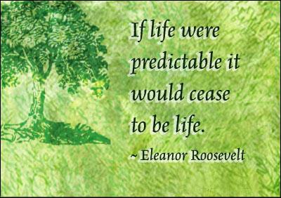 Eleanor Roosevelt quote #1