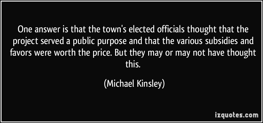 Elected Officials quote #2
