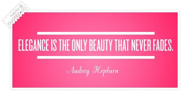 Elegance quote #3