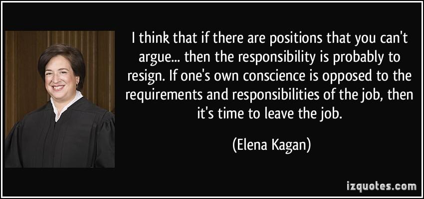 Elena Kagan's quote #6