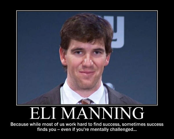 Eli Manning's quote #5