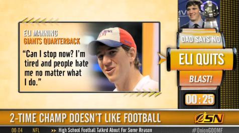 Eli Manning's quote #4