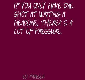 Eli Pariser's quote #6