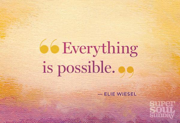 Elie Wiesel's quote #1