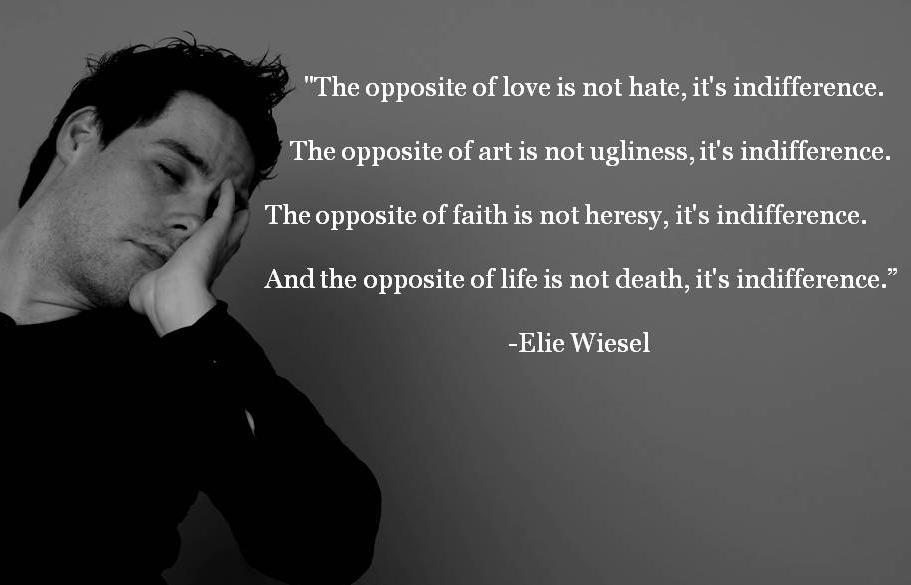 Elie Wiesel's quote #2