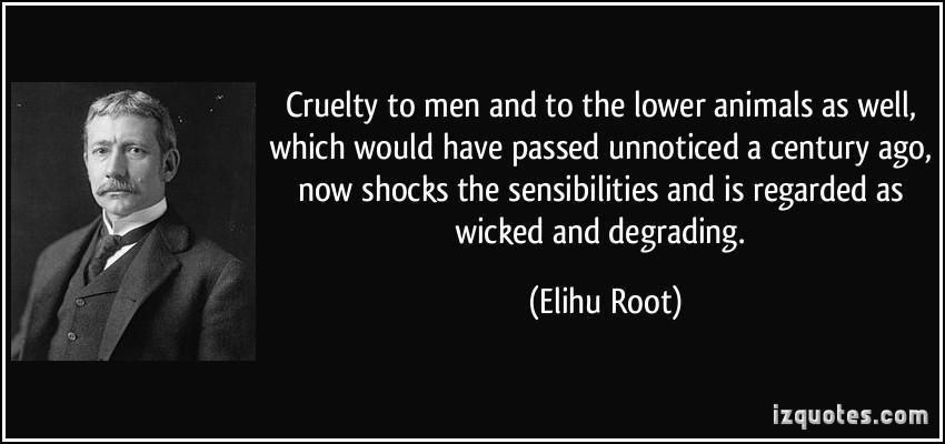 Elihu Root's quote #3