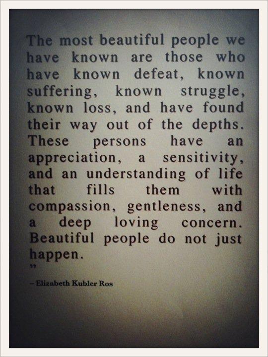 Elisabeth Kubler-Ross's quote #5