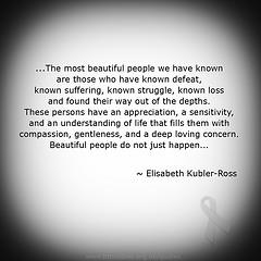 Elisabeth Kubler-Ross's quote #6