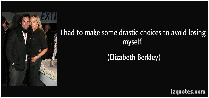 Elizabeth Berkley's quote #3