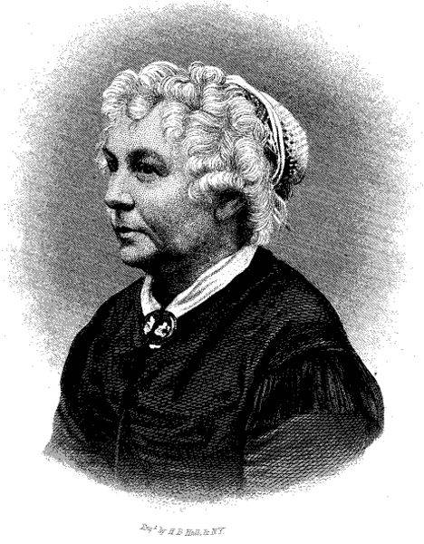 Elizabeth Cady Stanton's quote #5