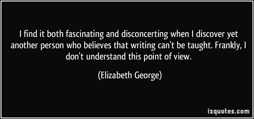 Elizabeth George's quote #5