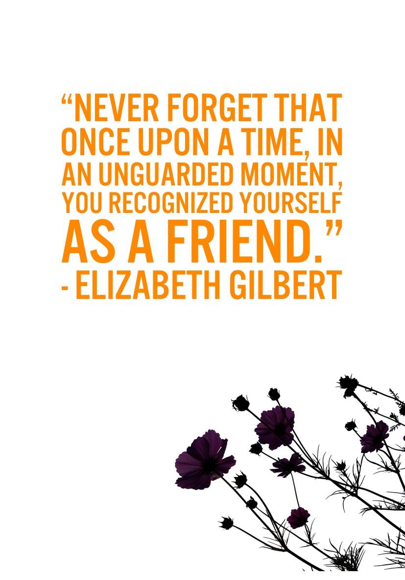 Elizabeth Gilbert's quote #4