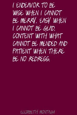 Elizabeth Montagu's quote #2