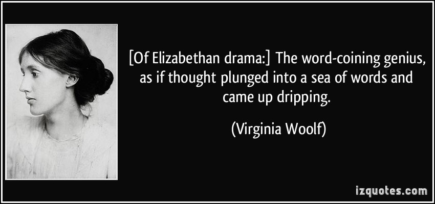 Elizabethan quote #1