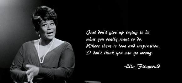 Ella Fitzgerald quote #2