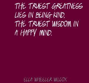 Ella Wheeler Wilcox's quote #5