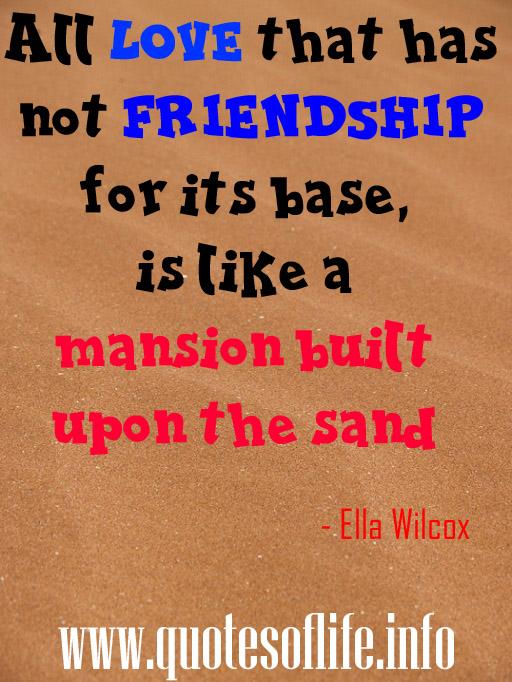 Ella Wheeler Wilcox's quote #7