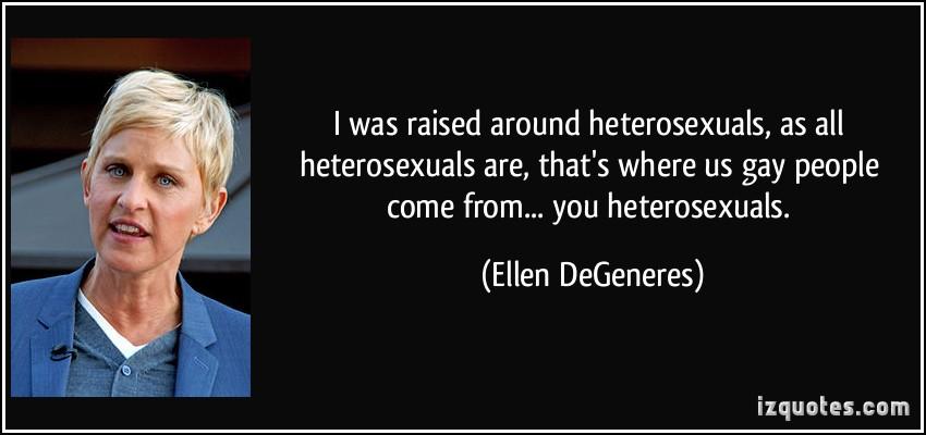 Ellen DeGeneres's quote #5