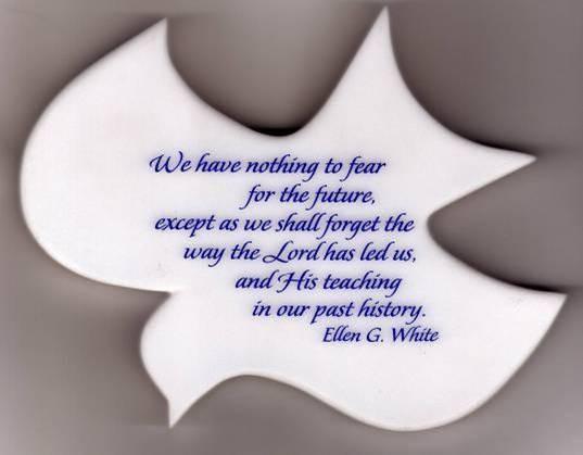 Ellen G. White's quote #1