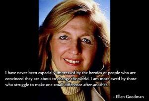 Ellen Goodman's quote #4