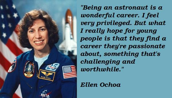 Ellen Ochoa's quote #2