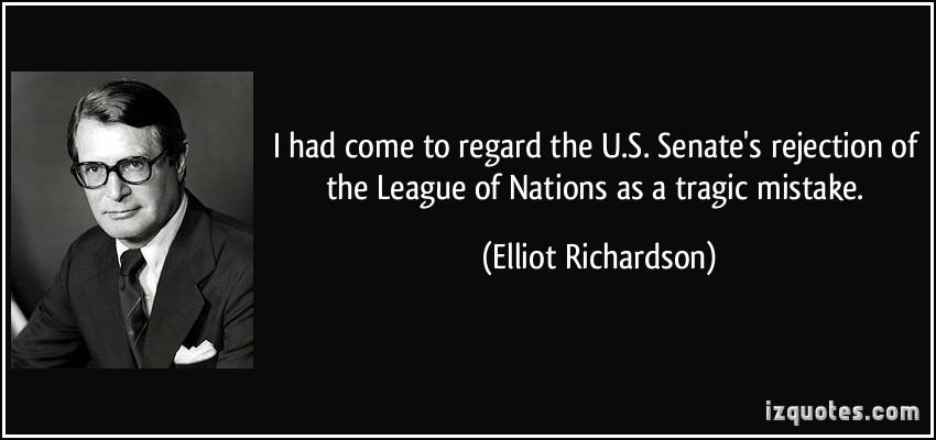 Elliot Richardson's quote #6