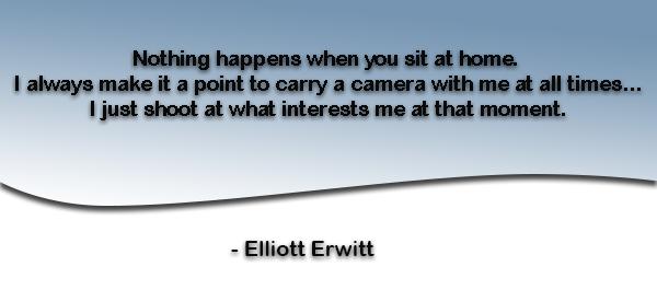 Elliott Erwitt's quote #8