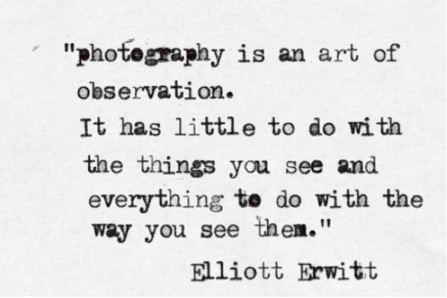 Elliott Erwitt's quote #1