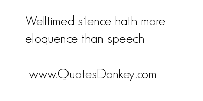 Eloquence quote #5