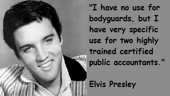 Elvis quote #4