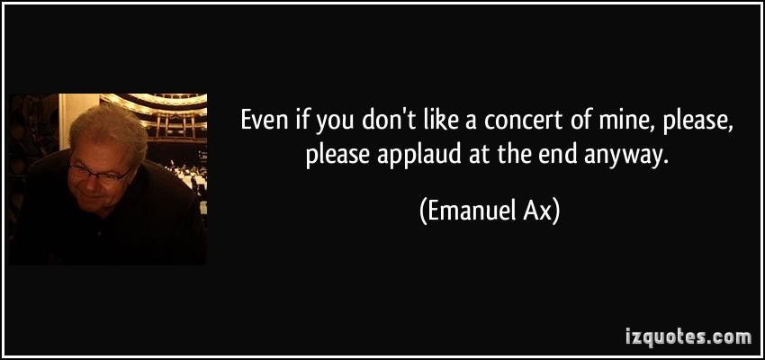 Emanuel Ax's quote #2