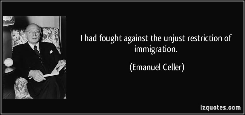Emanuel Celler's quote #1