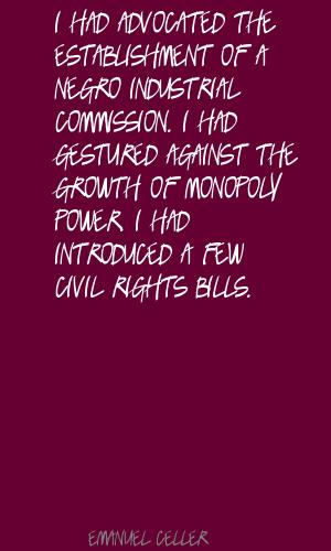 Emanuel Celler's quote #3