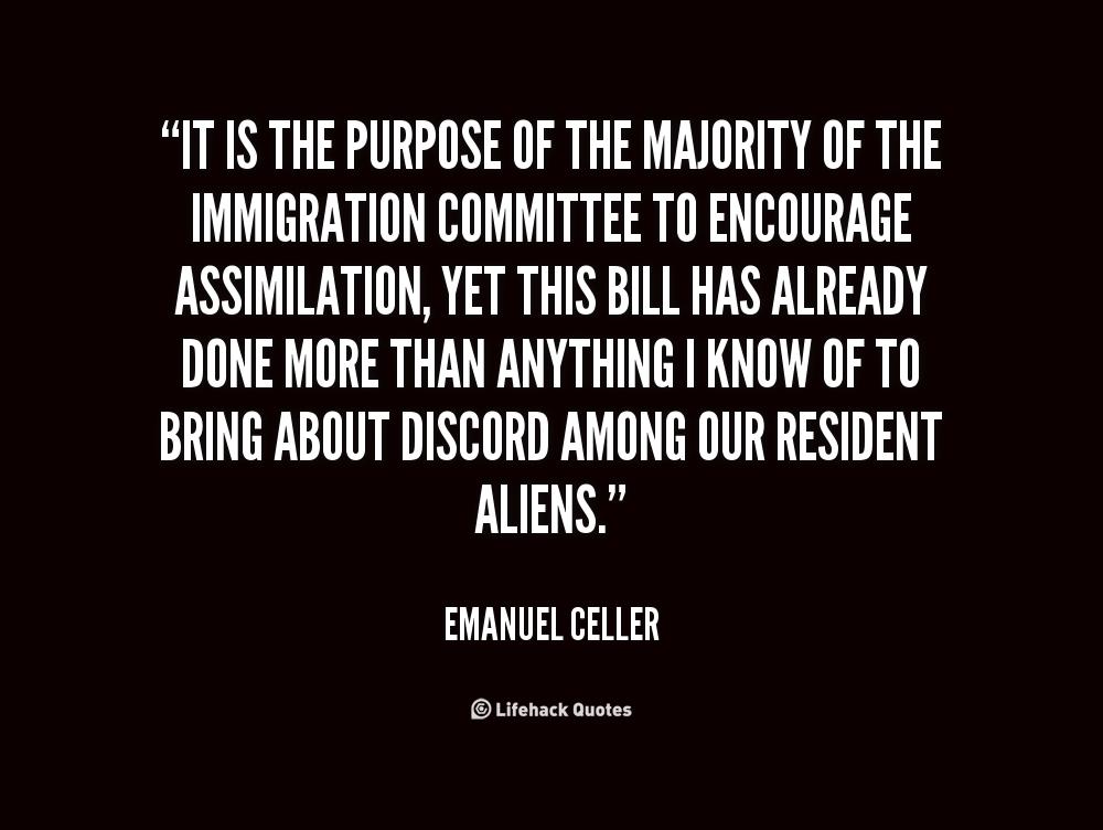 Emanuel Celler's quote #4