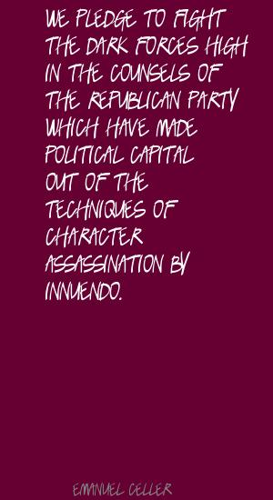 Emanuel Celler's quote #6