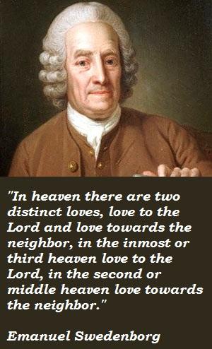 Emanuel Swedenborg's quote #1