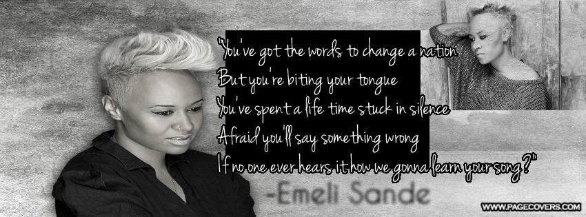 Emeli Sande's quote #3