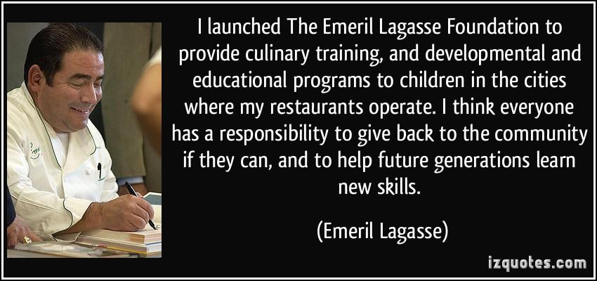Emeril Lagasse's quote #2