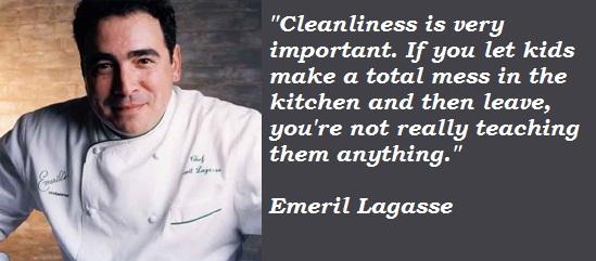 Emeril Lagasse's quote #1