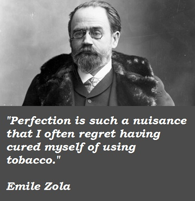 Emile Zola's quote #2