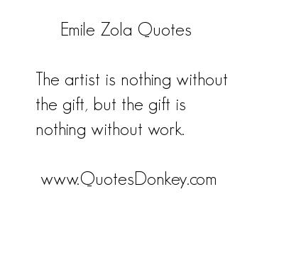 Emile Zola's quote #6