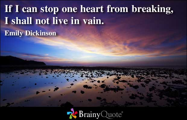 Emily Dickinson's quote #3