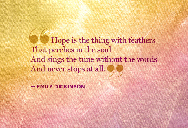Emily Dickinson's quote #7